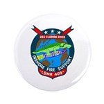 "USS Clarion River (LSMR 409) 3.5"" Button"