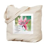 New Beginnings/Trout Lily Tote Bag