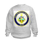 US Navy Recruiting District M Kids Sweatshirt
