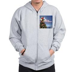 Christmas 2 Zip Hoodie