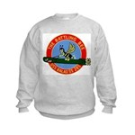 USS Balao (SS 285) Kids Sweatshirt