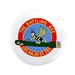 """USS Balao (SS 285) 3.5"""" Button (100 pack)"""