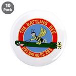 """USS Balao (SS 285) 3.5"""" Button (10 pack)"""