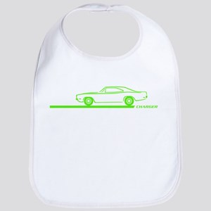 1968-70 Charger Lime Car Bib