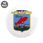 """USS Barbero (SSG 317) 3.5"""" Button (10 pack)"""