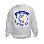 USS Swordfish (SSN 579) Kids Sweatshirt