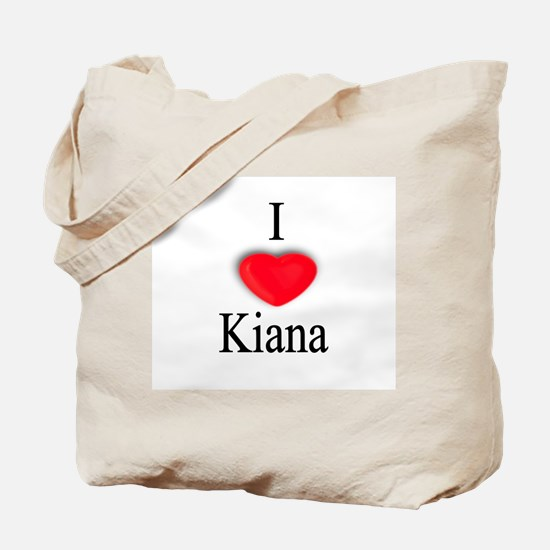 Kiana Tote Bag