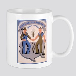 Gays Across America Mug