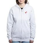 SMBMSP Women's Zip Hoodie