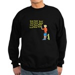 New Orleans Who Dat? Sweatshirt (dark)