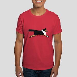Tri-Color Sheltie Dark T-Shirt
