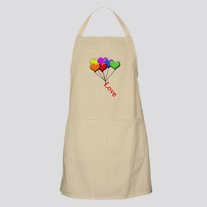 Lifting Love Apron