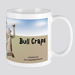 Bull Craps Cowfee Cup