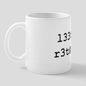 l33t: Mug