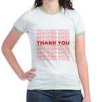Thank You Jr. Ringer T-Shirt