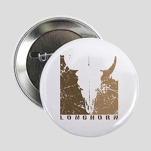 "Longhorn Graphic 2.25"" Button"