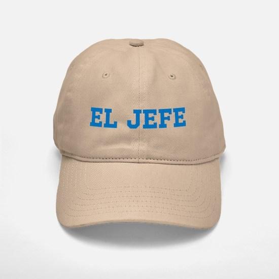 El Jefe Baseball Baseball Cap (the Boss)