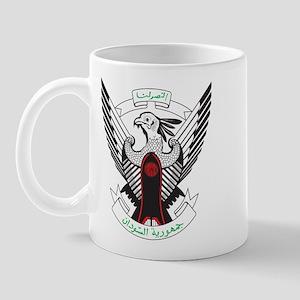 Sudan Coat Of Arms Mug