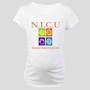 N.I.C.U. Maternity T-Shirt