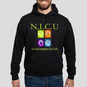 N.I.C.U. Hoodie (dark)