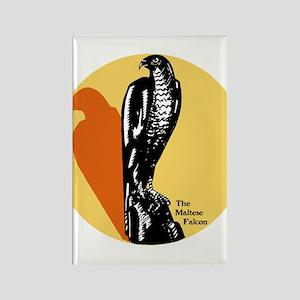 Maltese Falcon Rectangle Magnet