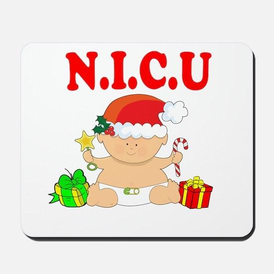 N.I.C.U. Mousepad