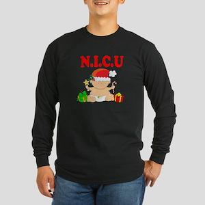 N.I.C.U. Long Sleeve Dark T-Shirt