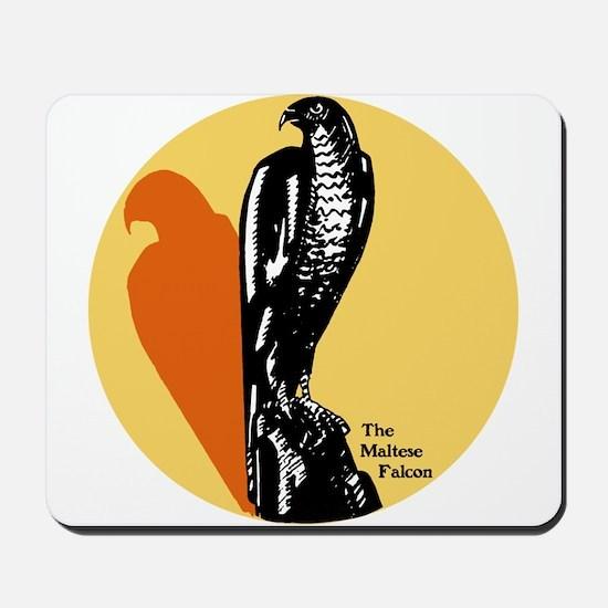 Maltese Falcon Mousepad