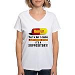 ObamaCare Women's V-Neck T-Shirt