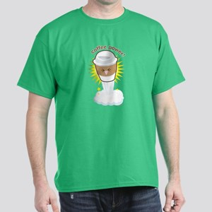 Coffee Power Dark T-Shirt