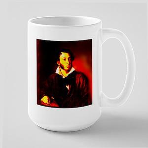 Aleksandr Pushkin Large Mug