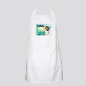 Rough Collie Gifts BBQ Apron