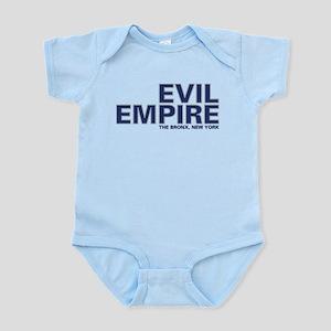 Evil Empire, The Bronx, New Y Infant Bodysuit