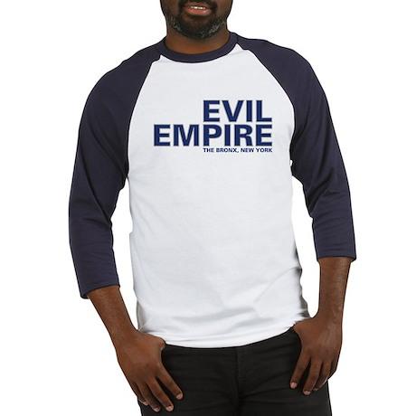 Evil Empire, The Bronx, New Y Baseball Jersey