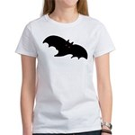 Gothic Black Bat Women's T-Shirt