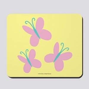 MLP Fluttershy Cutie Mark Mousepad