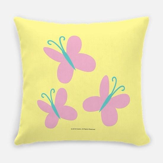 MLP Fluttershy Cutie Mark Everyday Pillow