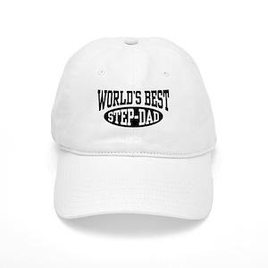 53a6d265542 Step Dad Hats - CafePress