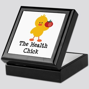 The Health Chick Keepsake Box