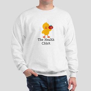 The Health Chick Sweatshirt