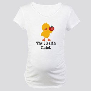 The Health Chick Maternity T-Shirt