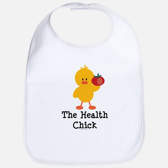 The Health Chick Bib