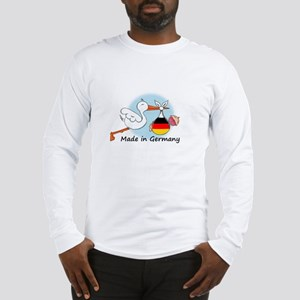 Stork Baby Germany Long Sleeve T-Shirt