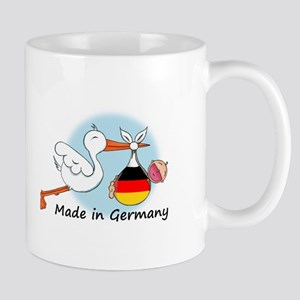 Stork Baby Germany Mug