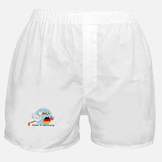 Stork Baby Germany Boxer Shorts