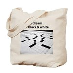 Crossword Dream Tote Bag