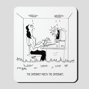 Internet Cartoon 6552 Mousepad