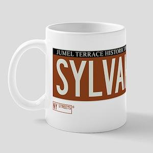 Sylvan Terrace in NY Mug