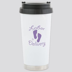 Labor & Delivery Stainless Steel Travel Mug