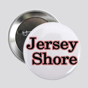 """Jersey Shore Red 2.25"""" Button"""